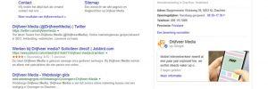screenshot google posts drijfveer media
