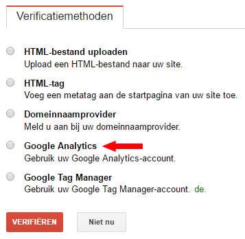 search-console-verificatie-aanmelden-bij-Google